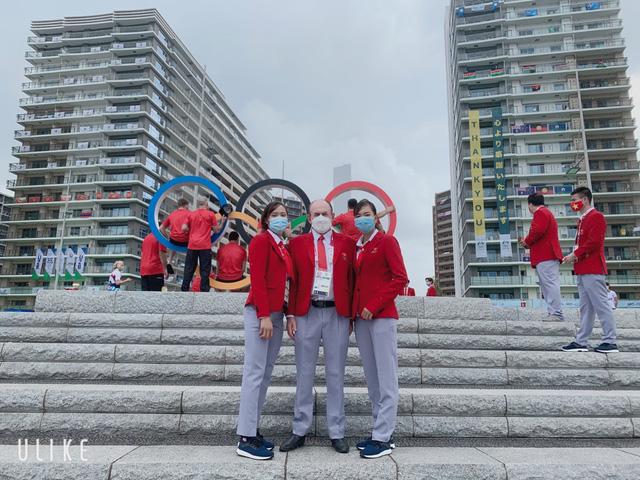 Những điều khó quên tại kỳ Olympic lịch sử của đội tuyển Rowing Việt Nam - Ảnh 1.