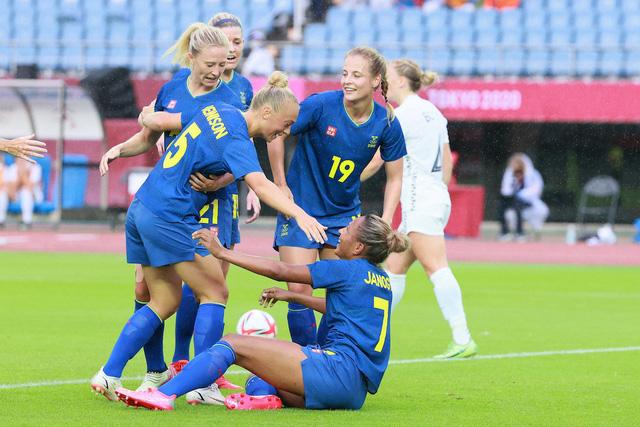 Olympic Tokyo 2020 | Đổi giờ thi đấu trận chung kết bóng đá nữ và tranh HCĐ bóng đá nam - Ảnh 1.
