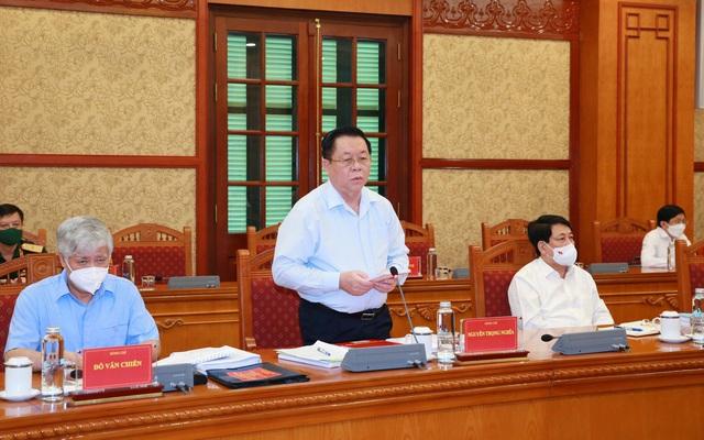 Tổng Bí thư Nguyễn Phú Trọng: Công tác phòng, chống tham nhũng ngày càng quyết liệt hơn - Ảnh 1.