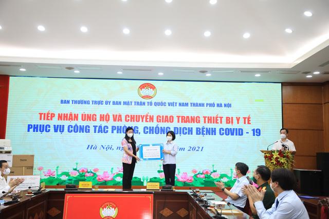 Hà Nội: Thêm 104 tỷ hỗ trợ công tác phòng chống dịch COVID-19 - Ảnh 1.