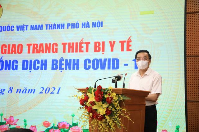 Hà Nội: Thêm 104 tỷ hỗ trợ công tác phòng chống dịch COVID-19 - Ảnh 2.