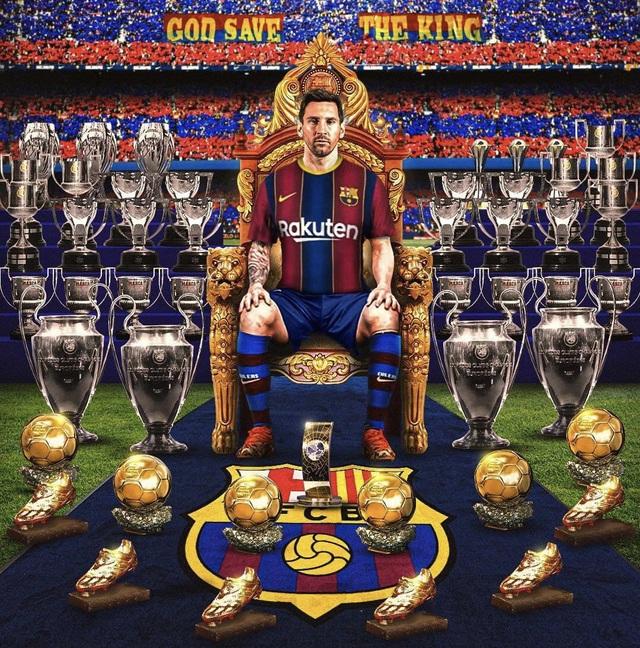Sau 21 năm, Lionel Messi chính thức chia tay Barcelona - Ảnh 1.