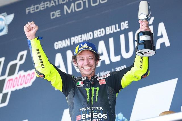 Valentino Rossi chính thức tuyên bố thời điểm giải nghệ - Ảnh 1.