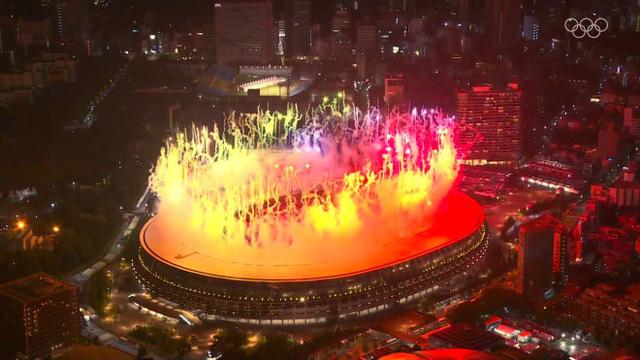 Lễ bế mạc Olympic Tokyo 2020: Khép lại một kỳ thế vận hội đặc biệt! - Ảnh 4.