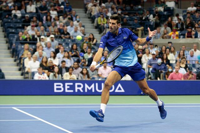 Djokovic đánh bại Zverev để tiến vào chung kết Mỹ mở rộng 2021 - Ảnh 2.