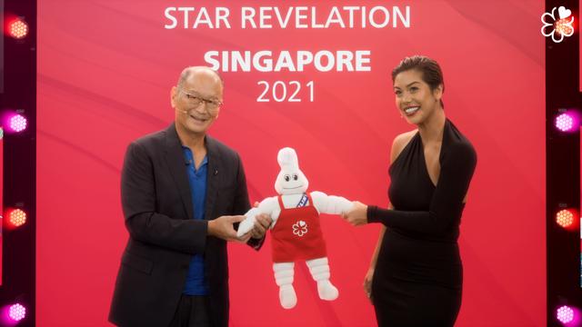 Cẩm nang ẩm thực Michelin Singapore kỷ niệm 5 năm ngày ra mắt - Ảnh 1.