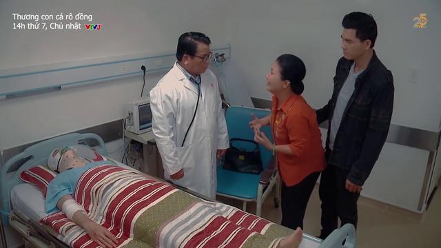 Thương con cá rô đồng - Tập 38: Khang nguy kịch, Út Lành bị Hải đen trả thù - ảnh 2
