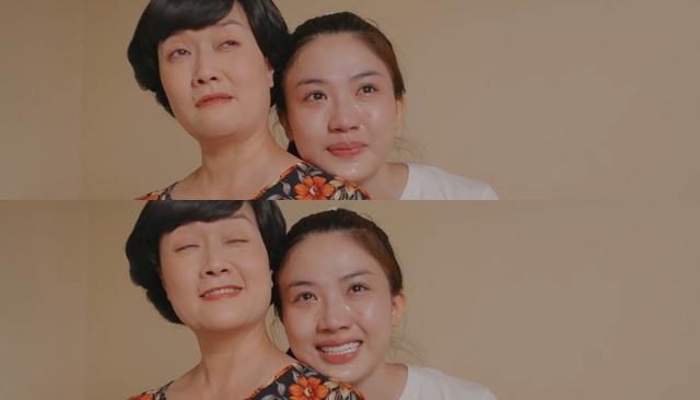 11 tháng 5 ngày - Tập 20: Thục Anh khóc nấc ôm bà Vân khi quyết định làm mẹ đơn thân - ảnh 2