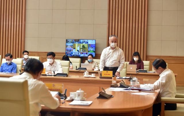 Phó Thủ tướng Lê Văn Thành: Không ban hành thêm quy trình, thủ tục, giấy phép gây cản trở lưu thông hàng hóa - Ảnh 2.