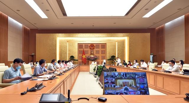 Phó Thủ tướng Lê Văn Thành: Không ban hành thêm quy trình, thủ tục, giấy phép gây cản trở lưu thông hàng hóa - Ảnh 3.
