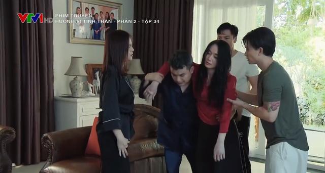 Hương vị tình thân phần 2 - Tập 34: Ông Khang nhận sai khi để vợ cô đơn tìm đến cái chết - Ảnh 5.
