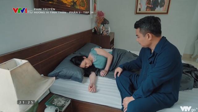 Hương vị tình thân phần 2 - Tập 34: Ông Khang nhận sai khi để vợ cô đơn tìm đến cái chết - Ảnh 6.