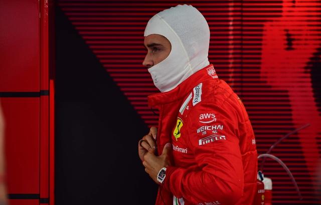 Charles Leclerc đạt thỏa thuận gia hạn hợp đồng với Ferrari - Ảnh 1.