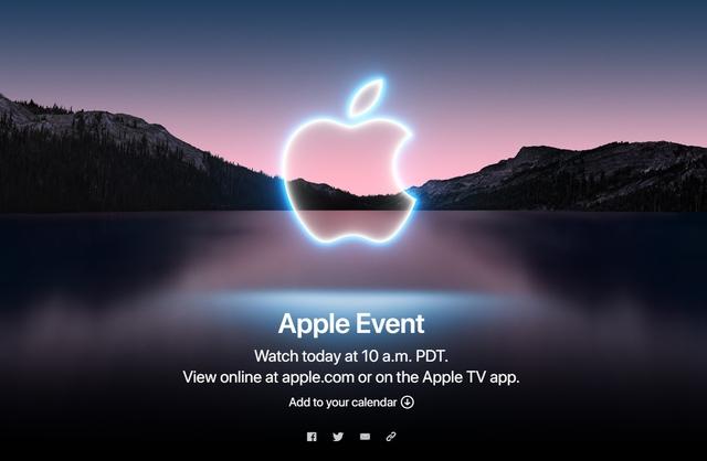 Xem trực tiếp sự kiện Apple ra mắt iPhone 13 tại đâu? - ảnh 1