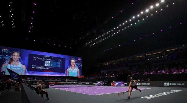 WTA Finals 2021 sẽ được tổ chức tại Mexico - Ảnh 1.