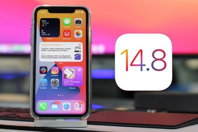 Apple tung bản vá khẩn cấp trước lúc ra mắt iPhone 13 - ảnh 1