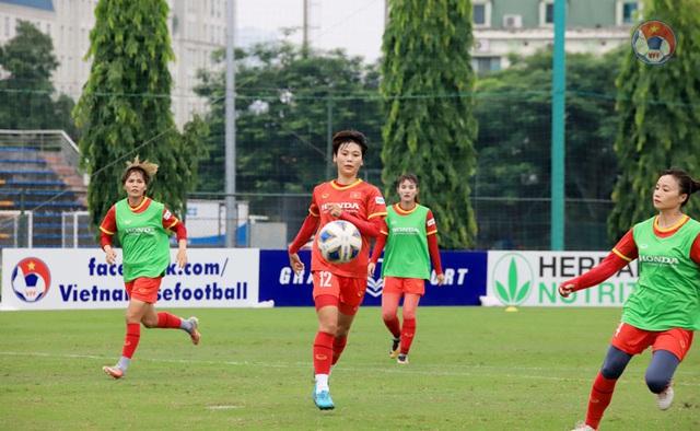 Ngày 15/9 công bố danh sách 23 cầu thủ tham dự vòng loại Giải bóng đá Nữ vô địch châu Á 2022 - Ảnh 1.