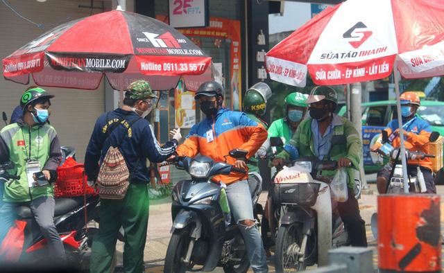 TP Hồ Chí Minh cho phép shipper được chạy liên quận sau ngày 16/9 - ảnh 1