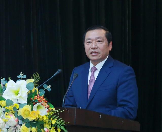 Bí thư Tỉnh ủy Cao Bằng được điều động làm Phó Trưởng Ban Tuyên giáo Trung ương - Ảnh 2.