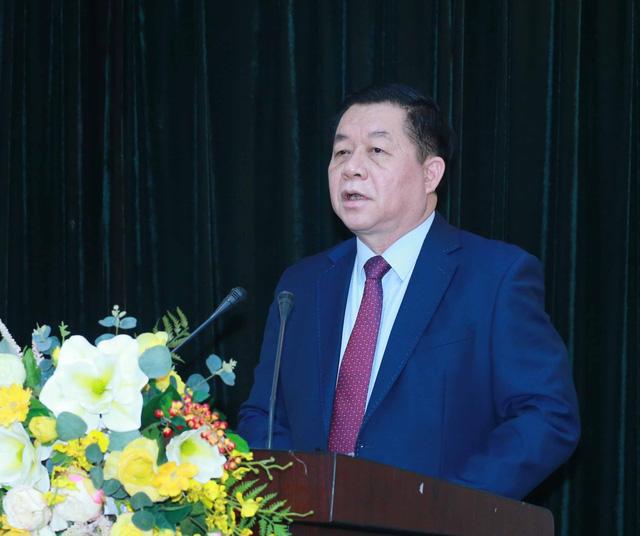 Bí thư Tỉnh ủy Cao Bằng được điều động làm Phó Trưởng Ban Tuyên giáo Trung ương - Ảnh 1.