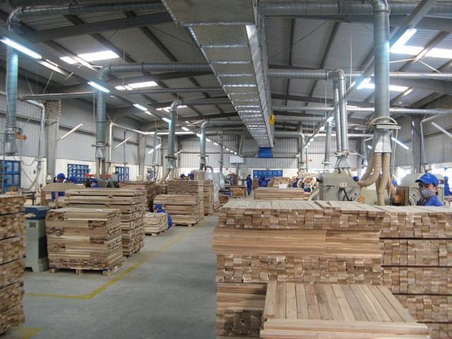 Xuất khẩu gỗ giảm mạnh - ảnh 1