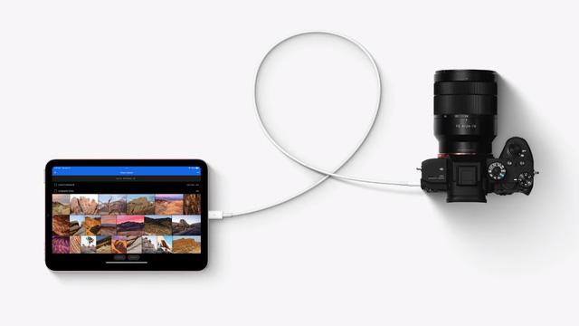 iPad mini mới ra mắt: nâng cấp mạnh mẽ về thiết kế và hiệu năng, giá từ 499 USD - Ảnh 5.