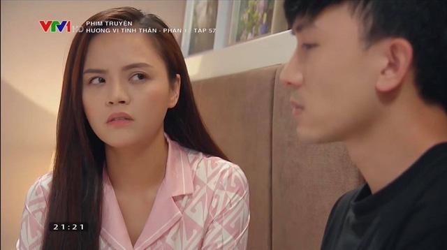 Thời trang đồ ngủ trên phim của Phương Oanh, Hồng Diễm cùng các nữ diễn viên - Ảnh 18.