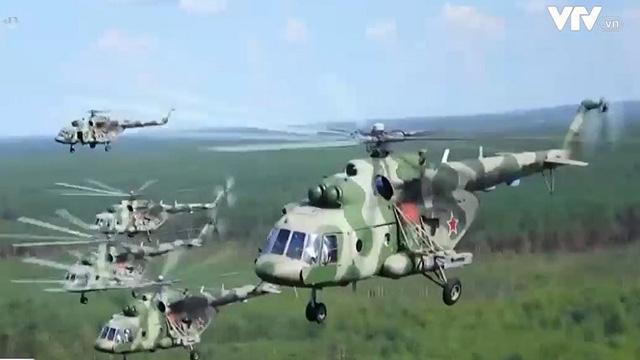 Sức mạnh quân sự Nga trong tập trận Phương Tây 2021 - Ảnh 1.