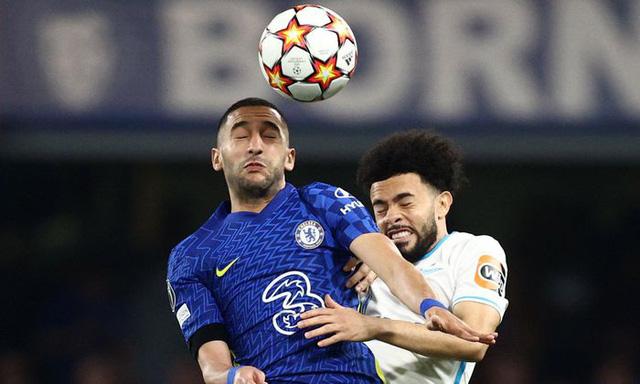 Lukaku lập công, Chelsea giành trọn 3 điểm trước Zenit - Ảnh 1.