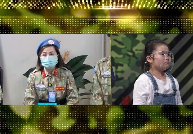 Dàn trai xinh gái đẹp Cục giữ gìn hòa bình Việt Nam tại Chúng tôi chiến sĩ - Ảnh 7.