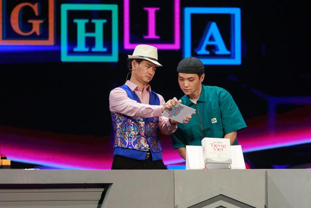 Vua tiếng Việt - Số 2: Chờ đợi cuộc đua của những người chơi ngang tài ngang sức - ảnh 6