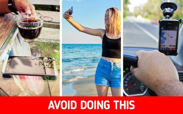 """10 sai lầm thường gặp khiến điện thoại nóng """"đáng báo động"""" - ảnh 1"""
