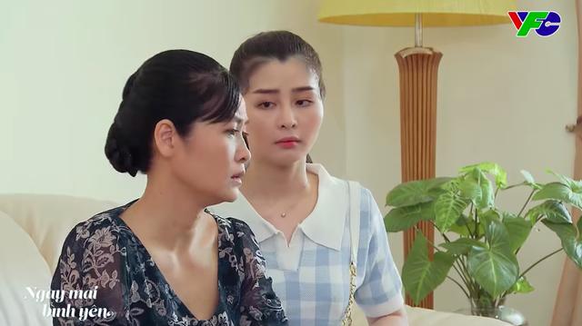 Ngày mai bình yên - Tập 12: Ông Phát nặng lời xúc phạm dì Mai, bà Trúc so sánh ngay chú Chiến cũng chẳng được tích sự gì - ảnh 5