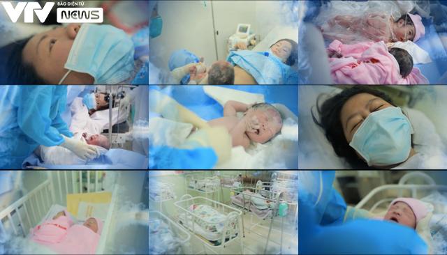 Hé lộ những hình ảnh đầu tiên của VTV Đặc biệt Ngày con chào đời - ảnh 1