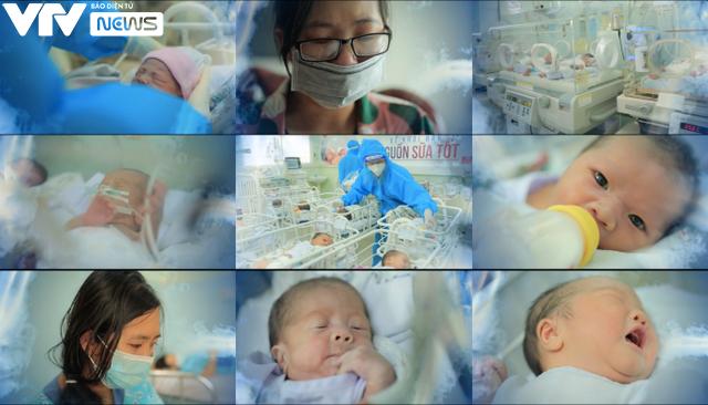Hé lộ những hình ảnh đầu tiên của VTV Đặc biệt Ngày con chào đời - ảnh 2