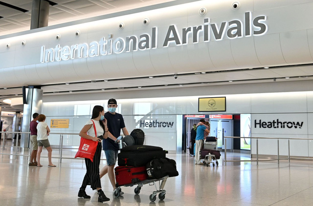 Anh cập nhật quy định du lịch quốc tế với hệ thống mới - ảnh 1