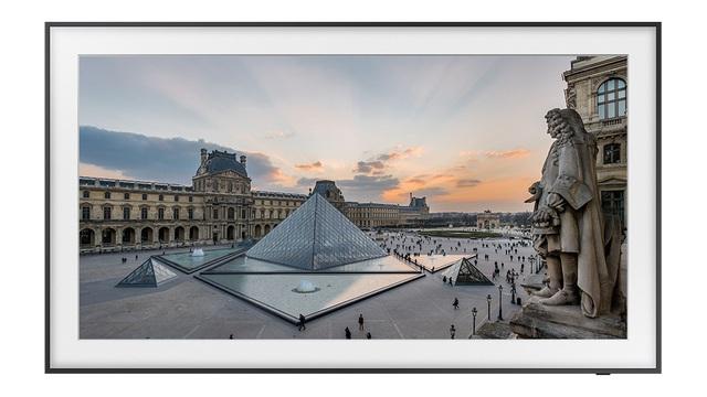 Thưởng thức các tác phẩm nghệ thuật từ bảo tàng Louvre trên TV The Frame của Samsung - ảnh 1