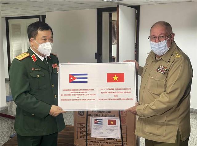 Cuba tặng Việt Nam 150.000 liều vaccine COVID-19 Abdala, cùng ký kết kế hoạch hợp tác quốc phòng - Ảnh 2.
