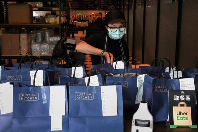 """""""Bếp trên mây"""" - máy trợ thở cho nhiều nhà hàng tại châu Á - ảnh 1"""