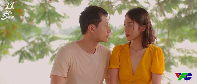 11 tháng 5 ngày - Tập 24: Trú mưa cùng nhau, giây phút lãng mạn của Đăng và Nhi cuối cùng cũng đến - ảnh 5