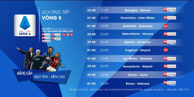 Tâm điểm Messi, Haaland và loạt trận đấu không thể bỏ lỡ trên VTVcab - ảnh 2