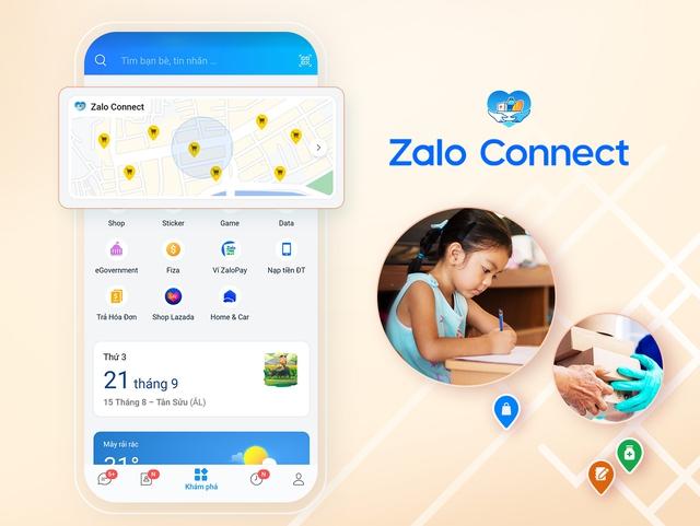 Hỗ trợ đồ dùng học tập cho học sinh hoàn cảnh khó khăn qua Zalo Connect - Ảnh 4.