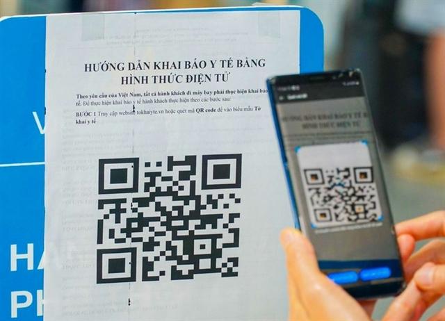 Các cơ sở kinh doanh Hà Nội đẩy mạnh triển khai quét mã QR - ảnh 1