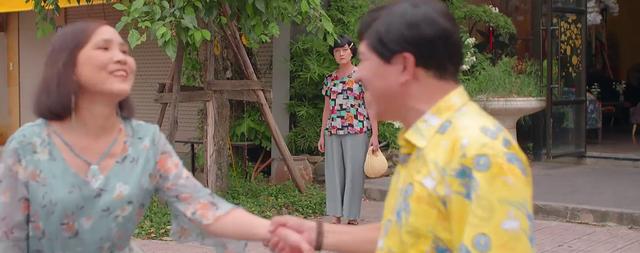11 tháng 5 ngày - Tập 25: Bà Vân chết lặng bắt gặp ông Tiến bên tình mới - ảnh 3