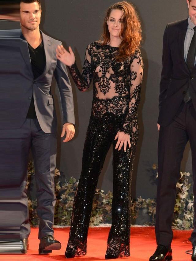 Kristen Stewart - Phá vỡ mọi quy luật thời trang! - Ảnh 10.