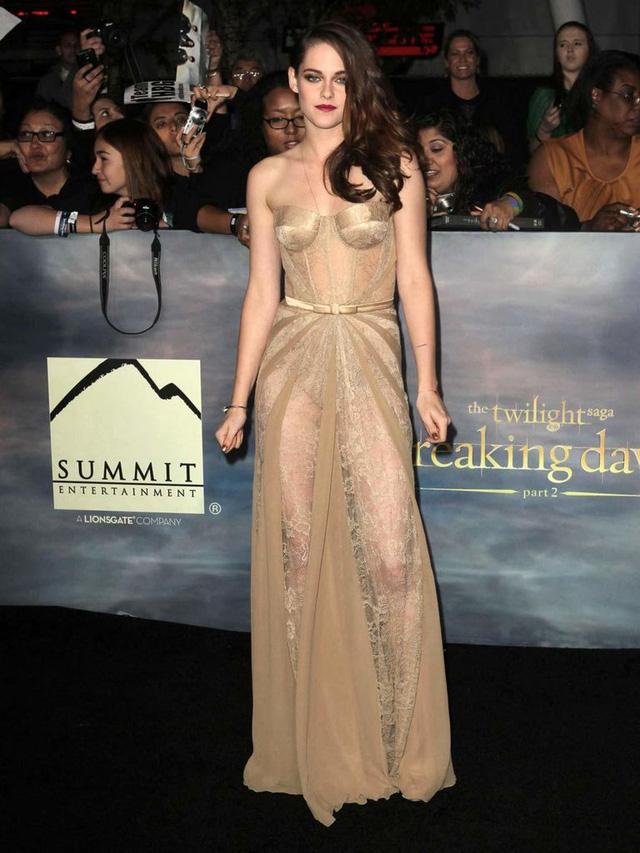 Kristen Stewart - Phá vỡ mọi quy luật thời trang! - Ảnh 11.