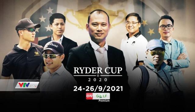 Nhà báo Trịnh Long Vũ lần đầu tham gia bình luận Golf - ảnh 1
