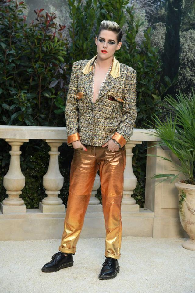 Kristen Stewart - Phá vỡ mọi quy luật thời trang! - Ảnh 5.