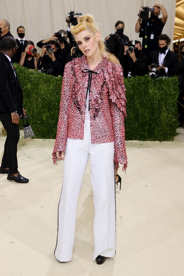 Kristen Stewart - Phá vỡ mọi quy luật thời trang! - Ảnh 1.