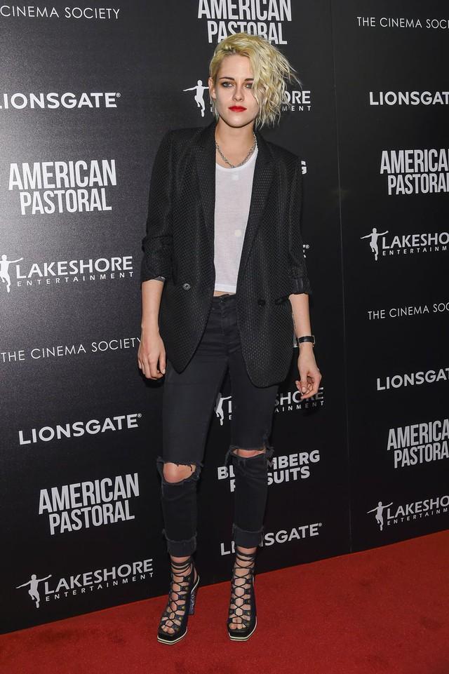Kristen Stewart - Phá vỡ mọi quy luật thời trang! - Ảnh 7.